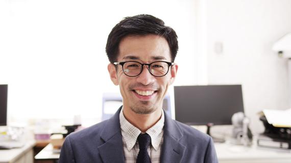 営業部長 平沢竜人